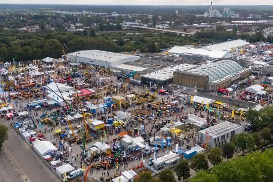 64. Ausgabe der Messe: 62.600 Besucher in Neumünster bei der Nordbau
