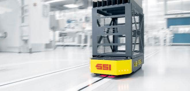 SSI Schäfer auf der Motek: Lager und Logistik für die automatisierte Produktion