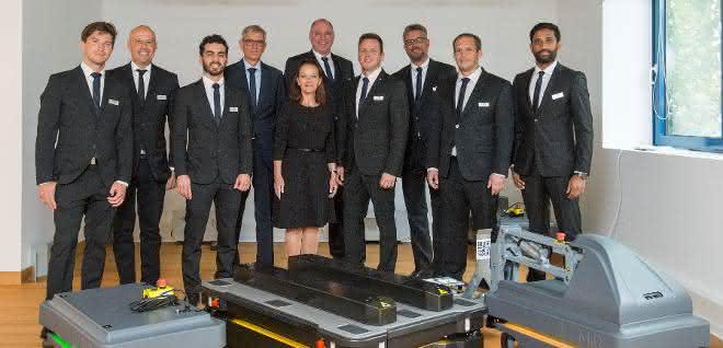 Neuer Standort in Eschborn: Mobile Industrial Robots expandiert mit neuem Büro in Deutschland