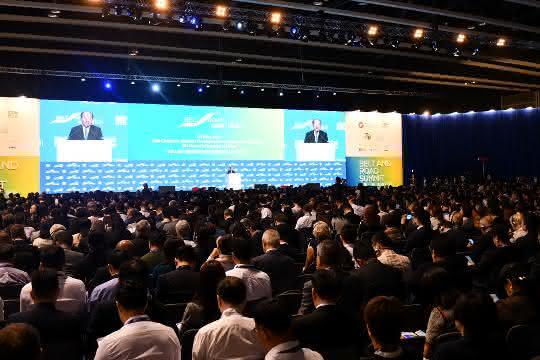 Plattform für Investoren: Hongkonger Belt and Road Summit bringt Vertreter aus Politik und Wirtschaft zusammen