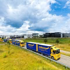 Green Logistics: Schuon transportiert CO2-neutral