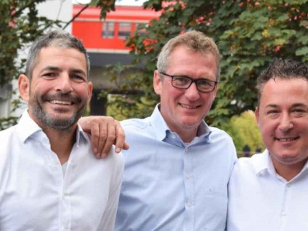 Frank Liebelt ergänzt die Geschäftsführung bei Sovereign