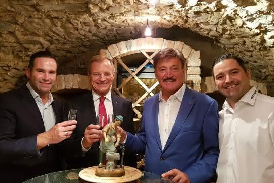 Werkzeugbau Haidlmair feiert 40-jähriges