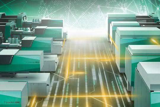 Digitale Produkte und Services sind beherrschende Themen der K2019.