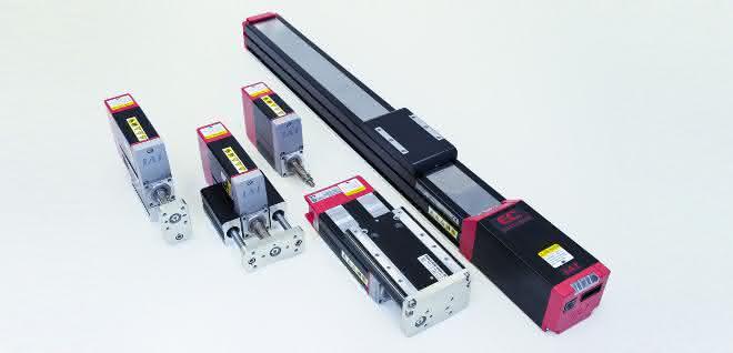 EC Elecylinder