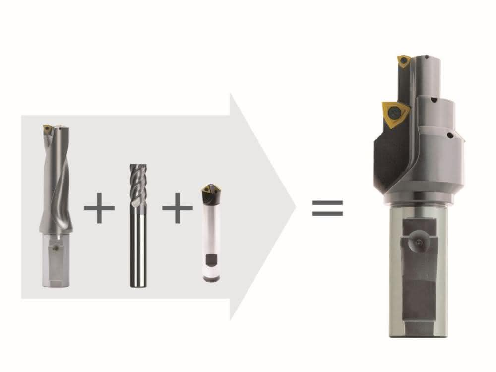 Semi-Standard Vollbohren
