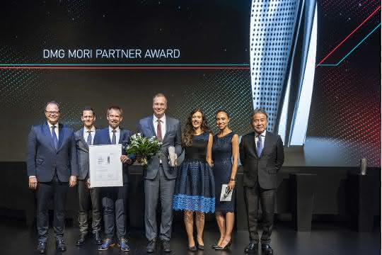 DMG Mori Innovation Partner Award