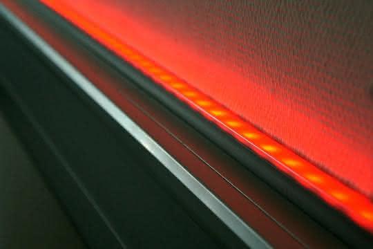 Gehäusesystem für Lichtleisten