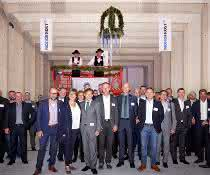 Nordfrost feiert Richtfest in Herne