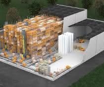 Neues Logistikzentrum: Calanbau setzt auf SSI Schäfer