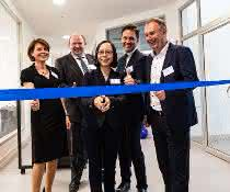 Genomics service provider, Genewiz, celebrates the grand opening of its European headquarters in Leipzig, Germany.