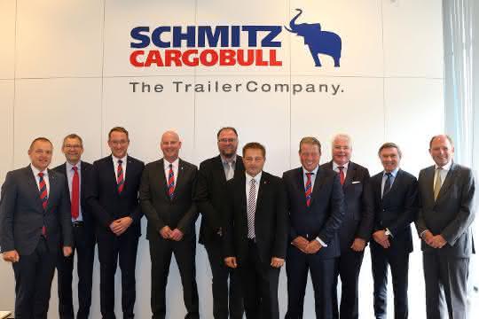 Führungspositionen neu besetzt: Schmitz Cargobull stellt Aufsichtsrat neu auf
