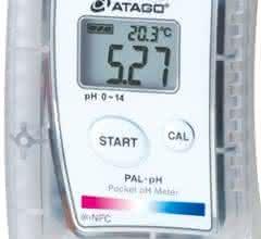 Taschen-pH-Meter