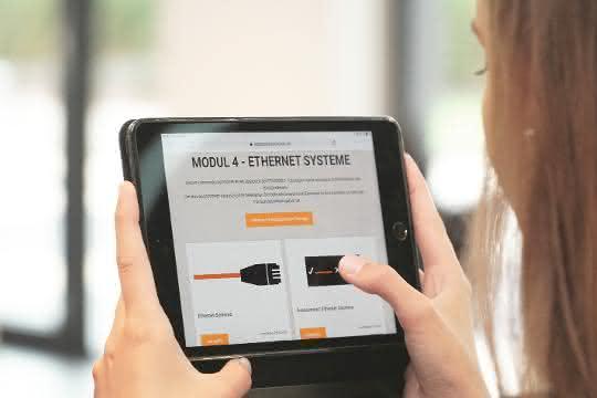 Weiterbildung: Lapp: E-Learning für Mitarbeiter und Kunden