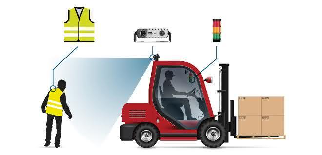 Personendetektion: Fahrerassistenzsystem reagiert auf reflektierende Kleidung