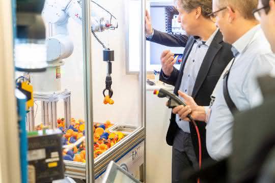 Automatisierungs-Fachmesse: Mehr Aussteller zur all about automation Hamburg erwartet