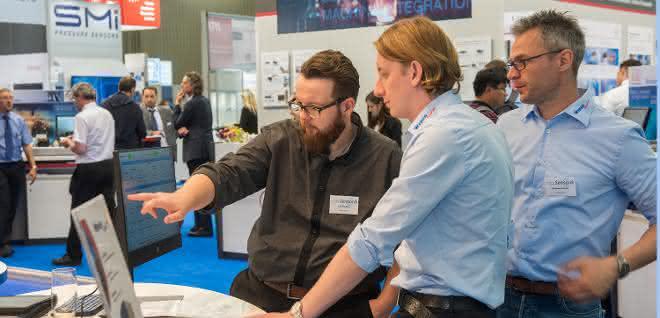 Messe in Nürnberg: Neue Hallenkombination zur Sensor+Test