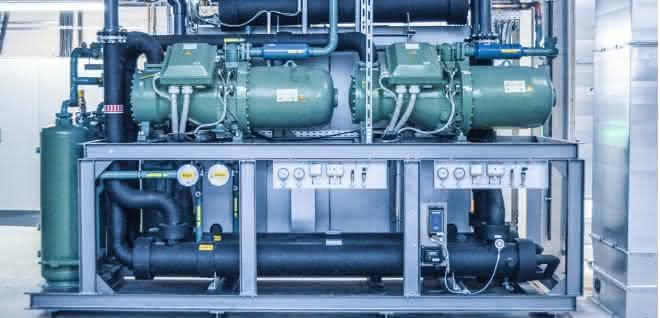 300 kW-Kälteanlage