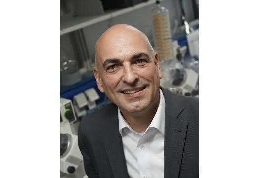 Prof. Dr. Ulrich S. Schubert von der Universität Jena