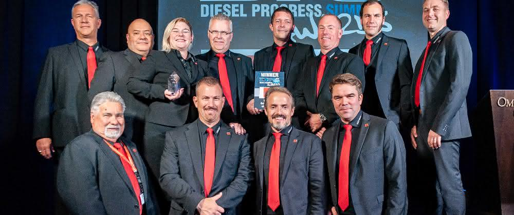 Hatz holt Auszeichnung für Motorentechnologie nach Niederbayern