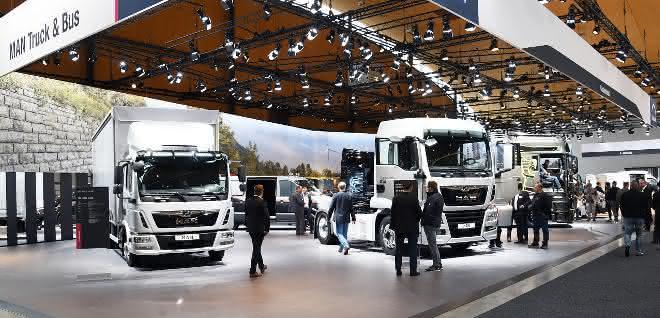 NUFAM: MAN Truck & Bus zeigt E-Fahrzeuge auf der NUFAM