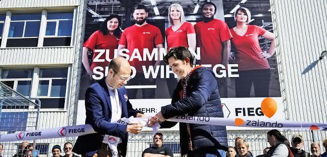 Logistikzentrum umgewandelt: Fiege entwickelt ehemaligen Zalando-Standort zum Multi-User-Center