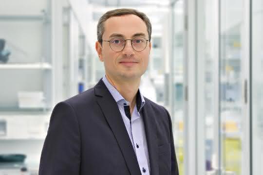 DKFZ-Wissenschaftler Andreas Fischer