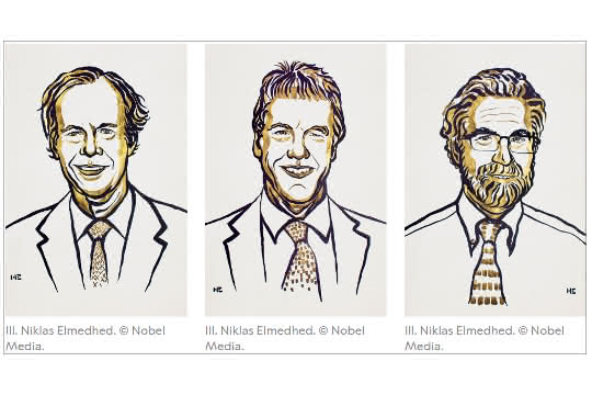 Nobel Prize 2019 Winners