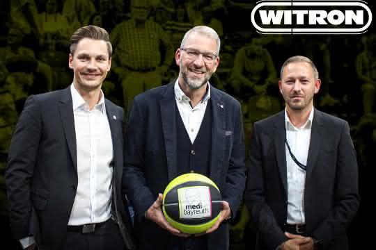 Witron neuer Sponsor von Basketball-Bundesligist medi Bayreuth