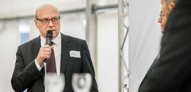 Neuer Logistik-Hub: DB Schenker stellt neues Logistikzentrum in Augsburg vor