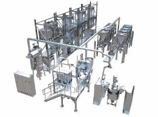 Multi-Ingredient-Handling System