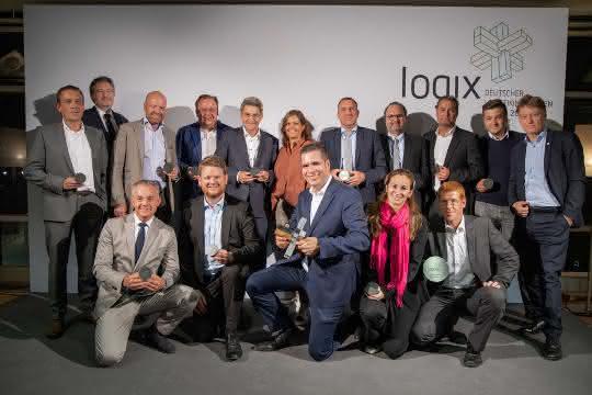 Preisverleihung: Prologis holt den Logix Award 2019
