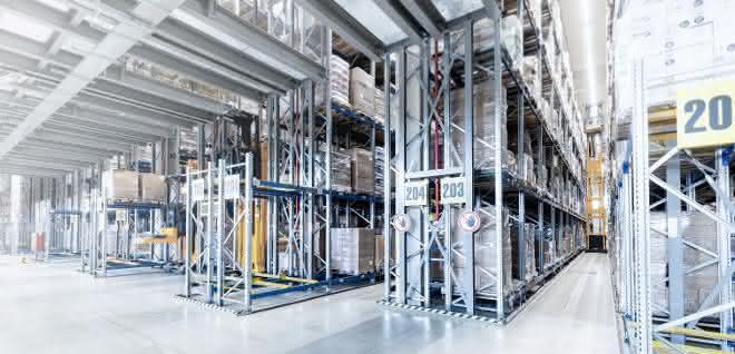 Aus materialfluss 10/2019: Produktivität mehr als verdoppelt