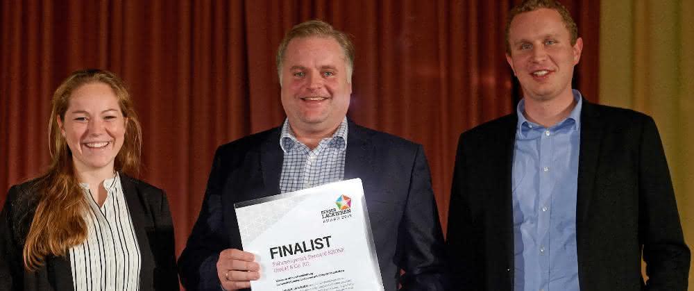 """""""Besser lackieren Award"""" für Krone"""
