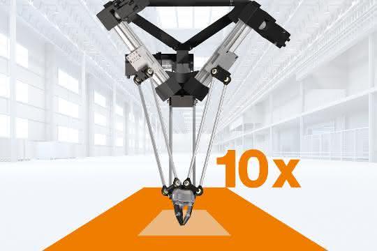 Delta Roboter