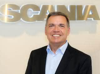 Herbert Spiegel neuer Regionaldirektor Scania Mitte