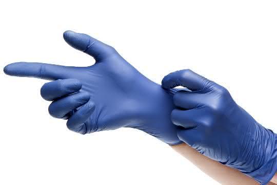Arbeitsschutz im Labor: Schutzhandschuh mit patentierter Technologie
