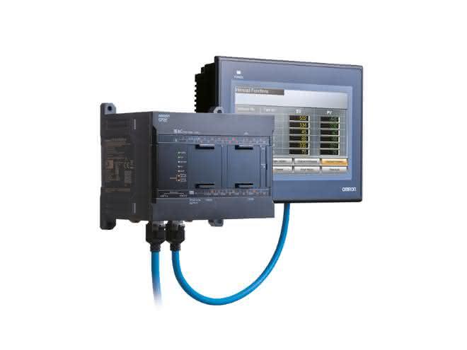 Omron-CP2E-Ethernet