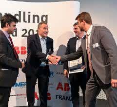 handling award Bosch Rexroth