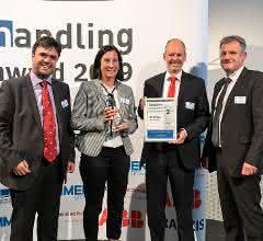 handling award Leuze