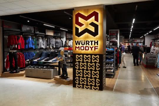 Würth Modyf eröffnet modernisierten Store in Berlin