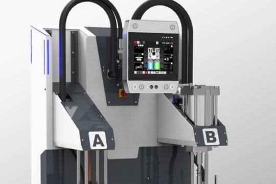 Pumpenstrang mit servoelektrischem Antrieb
