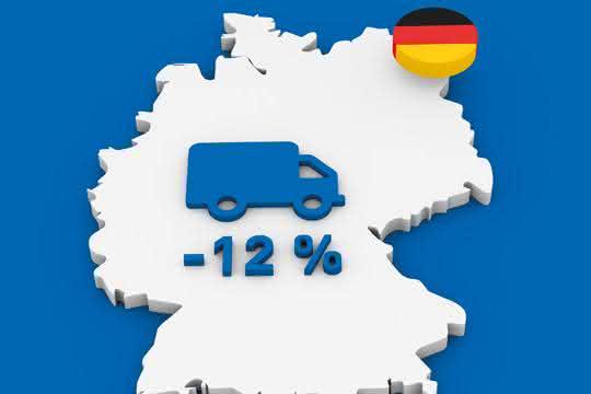 Transportunternehmen mit 12 Prozent Minus
