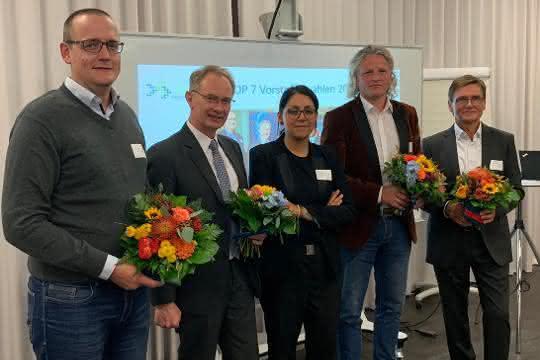 Holger Sehr verstärkt Vorstand des Logistik Netzwerk Thüringen