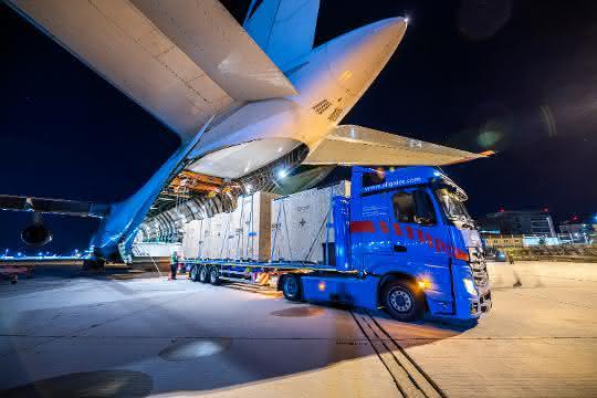 Hermle - Per Antonov nach Arizona
