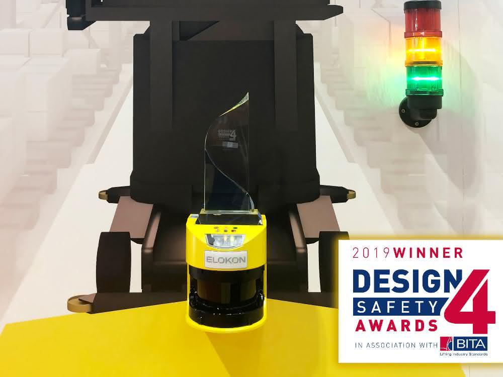 BITA Design4Safety Award: Elokon gewinnt Award für Sicherheitssystem