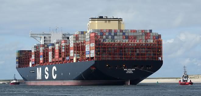 Quartalszahlen: Containerumschlag: Hafen Rotterdam verzeichnet anhaltendes Wachstum