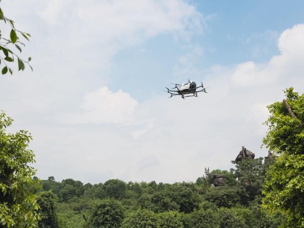 Aus LT-manager 3-4/2019: Drohnen, viel mehr als ein Hype