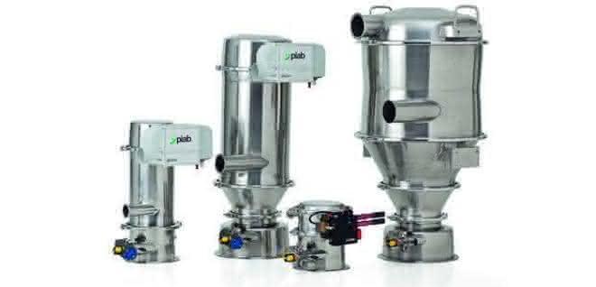Piflow-Vakuumfördersystem