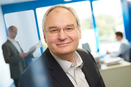 Foto von Horst Geuer, Geschäftsführer der Geuer International GmbH